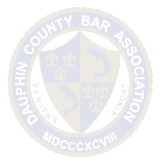 Dauphin County Bar Association - No Image Available